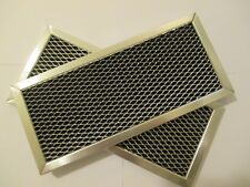 """2 Filters Genuine SAMSUNG DE63-00367D Microwave Charcoal Filter 4 X 8 9/16"""""""