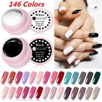 146 Colors Nail Art UV Gel Polish Soak Off UV Led Lamp Varnish  UR SUGAR