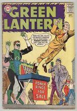 Green Lantern #31 September 1964 VG, Power Rings For Sale