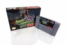 Oh No! More Zombies Ate My Neighbors for Super Nintendo SNES! **Cart only**