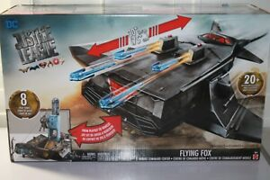 DC Justice League ~Flying Fox Mobile Command Center. new