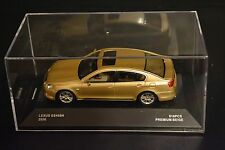 Lexus GS450h 2006 limited edition vehicle in scale 1/43