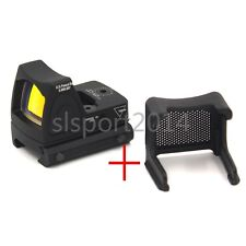 Holographic Ultra mini small red dot sight&Anti-Reflection Cover 20mm weaver-NEW
