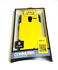 LOT OF 2 OtterBox Commuter Series Cases Motorola Moto X[1st Gen]Hornet YELLOW/BK