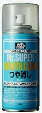 Gunze Sangyo MR HOBBY Mr. Super Smooth Flat (Matt) Clear (170ml) #B-530