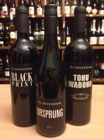 3er Probier Paket Markus Schneider Ursprung Blackprint Tohuwabohu Pfalz Wein