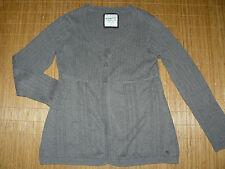 Esprit Damen-Pullover & -Strickware mit Knöpfen und feiner Strickart