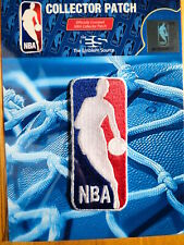 """Official Licensed NBA Logo Man Patch Sm 1 1/4""""wide by 3"""""""" tall"""
