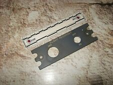 New listing Vintage Boeing Aircraft Flight Data Record Switch Plate Cockpit (1) Used