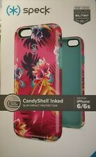 Speck CandyShell Inked Floral Design Case iPhone 6/6S , New/ Open Box!!