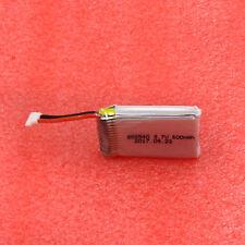 Simple 3.7V 600mAh 25C Lipo Battery WLtoys V931 SYMA X5C Quadcopter Drone