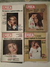 Rivista Epoca - Speciale Auto 65 pagine - N.1675 - anno 1982