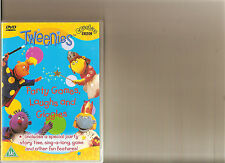 TWEENIES PARTY GAMES LAUGHS AND GIGGLES DVD KIDS