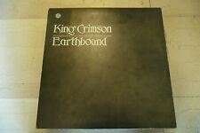 "KING CRIMSON""EARTHBOUD-disco 33 giri ISLAND Italy1972"""