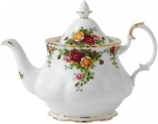 ROYAL Albert Old Country Roses Teiera (LARGE) 1,25 Ltr / 42oz-NUOVO / inutilizzato