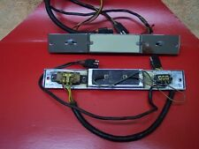 1968--71 LINCOLN MARK III  MAP LIGHT WITH SWITCH,BEZEL,--ANTENNA  SWITCH--WIRING