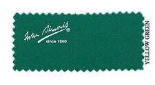 Billardtuch - Simonis 760 - gelb/grün 70% Baumwolle
