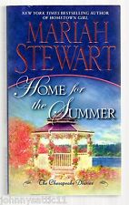Home for the Summer : The Chesapeake Diaries by Mariah Stewart (2012, Paperback)