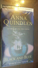 Black and Blue : A Novel by Anna Quindlen (1998, Cassette, Abridged)