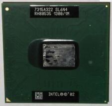 Processore Intel Pentium M SL6N4 1.30GHz 400MHz FSB 1MB Socket PPGA478 Mobile