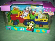 Sealed Simba Toy Steffi Love EVl's Country Fun Doll Set Red Tractor & Wagon