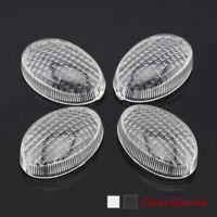 Turn Signal Indicator Light Lens For YAMAHA XT660X XT 660R 2004-2014 MT-03 06-12