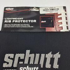 Schutt Lightweight Rib Protector Football Chest Size 34-36