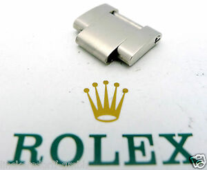 ROLEX OYSTER MEDIUM 14MM STAHL ELEMENT 1990er Jahre