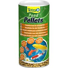 Tetra Pond Pellets 260g Pond Food Small Mini TetraPond