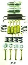 Parking Brake Hardware Kit Rear Better Brake 17391