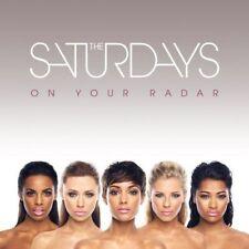 THE SATURDAYS - On Your Radar Neue CD