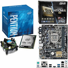 INTEL Pentium G4560 3.5Ghz, ASUS H110M-A/M.2 NO RAM