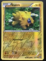 Carte Pokemon STATITIK 41/114 Reverse XY11 Offensive Vapeur FR NEUF