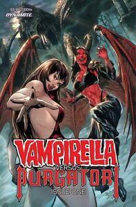 Vampirella vs. Purgatori #1 Cover B Pagulayan