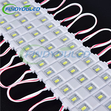 200pcs 108Ft 7015 5630(5730) 3LEDs White Injection Store Front LED Module IP68
