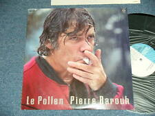 PIERRE BAROUH Japan 1982 NM LP LE POLLEN