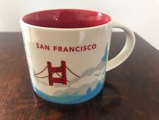 STARBUCKS RETIRED You Are Here YAH San Francisco Coffee Tea Mug