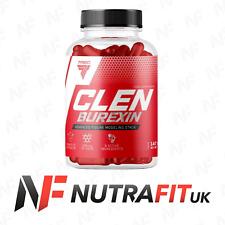 TREC NUTRITION CLENBUREXIN thermogenic fat burner green tea caffeine