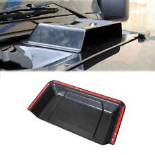 ABS Plastic Cowl Heater Air Vent Hood Scoop For 98-18 Jeep Wrangler TJ JK AUTO