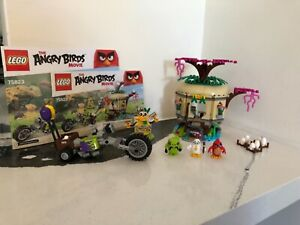 Lego Angry Birds Set 75823 Bird Island Egg Heist