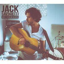 Jack Savoretti Written in Scars 2cd Deluxe - Release 2015