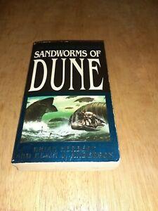 Sandworms of Dune - Mass Market Paperback By Herbert, Brian - GOOD