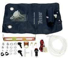 Classic Car Windscreen Washer Bag Kit, Hose & Pump