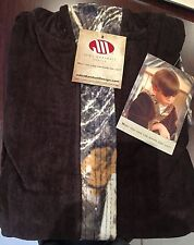 KIDS SOFT ROBES ACCENTED WITH THE ADVANTAGE MAX-4 HD CAMO PATTERN SZ LARGE NEW