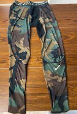 Nike Pro Combat Men's compression tights CAMO Exc. Con. SZ medium.