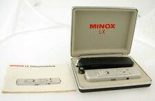 MINOX 8x11 Germany classic analog premium LX miniature camera Kamera /17
