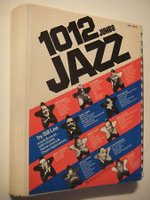 PARTITIONS 672 Pages 1012 Jumbo JAZZ by Bill - PARTITION TOUS LES GRANDS DU JAZZ