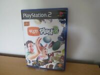 EyeToy Play 2 (without camera) (PS2) new sealed pal version