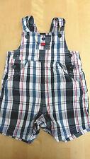JoJo Maman Bébé Checked Boys' Trousers & Shorts (0-24 Months)