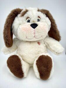 Vintage 1986 MATTEL Feelin' Special Pets Huggy Buddy Plush Puppy Dog